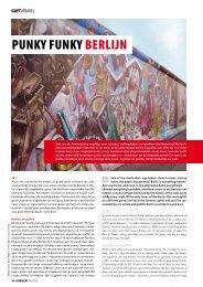 PunkY funkY BerliJn - Berlinagenten
