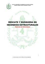 rescate y busqueda en incendios estructurales - Cuarta Compañía ...