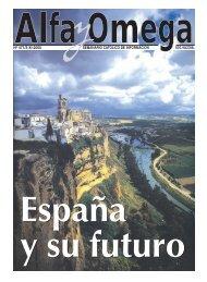 nº 471/3-xi-2005 semanario católico de información ... - Alfa y Omega