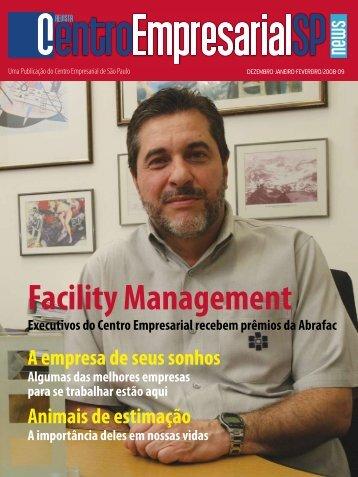 Facility Management - Centro Empresarial de São Paulo