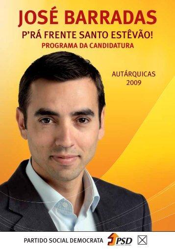 JOSÉ BARRADAS - PSD Algarve