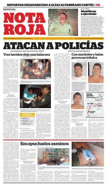 santos reyes nopala - Noticias Voz e Imagen de Oaxaca
