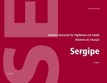Sergipe - Ministério da Saúde