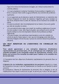 memento du conseiller du salarie - Page 7