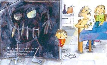 Primeras Páginas Guillermo y el miedo - Alfaguara Infantil