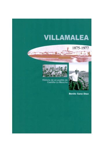 z I Parte Villamalea en el primer tercio del siglo XX p… - CCOO
