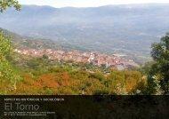 Dossier de aspectos históricos y sociológicos de El Torno - Alberjerte