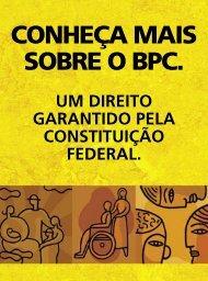 Conheça mais sobre o BPC: um direito garantido pela Constituição ...