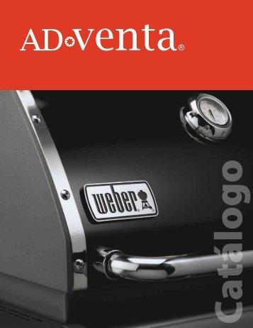 Catalogo weber asadores - Adventa