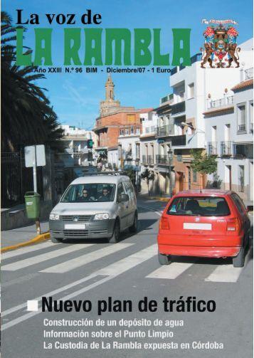 Descarga Boletín pdf - La Rambla