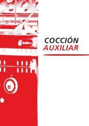 COCCIÓN AUXILIAR