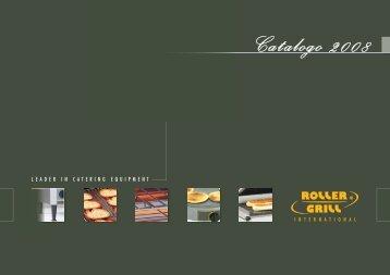 Cat SP-GB 2008.indd - Roller Grill International