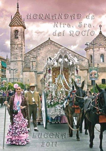 2011 - Hermandad Nuestra Señora del Rocío de Lucena
