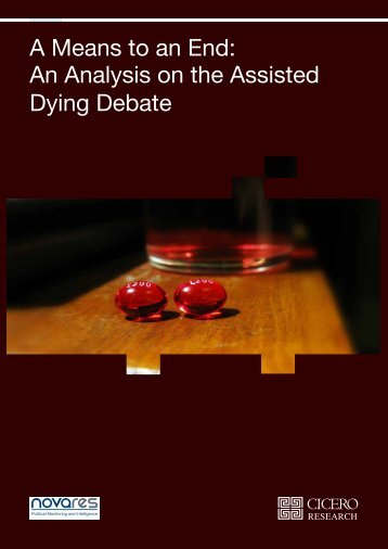 an analysis of euthanasia as a means of good death