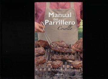 DESCARGA AQUÍ: Manual del Parrillero criollo – LitArt