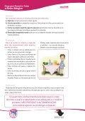Dicas para Prevenir e Tratar a Rinite Alérgica - Aché - Page 4