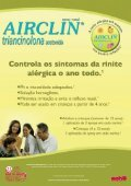 Dicas para Prevenir e Tratar a Rinite Alérgica - Aché - Page 7