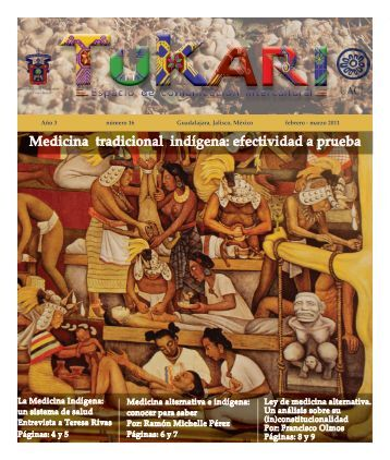 Medicina tradicional indígena - Universidad de Guadalajara
