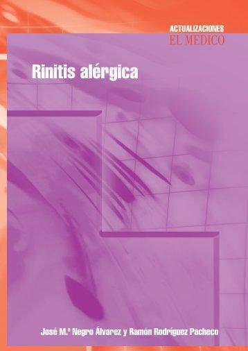 RINITIS ALERGICA - El Médico Interactivo
