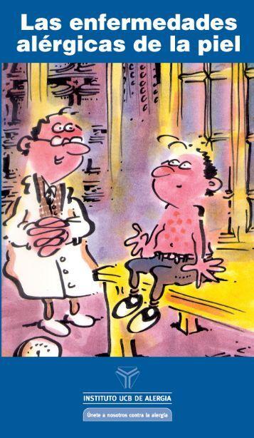 Las enfermedades alérgicas de la piel - Alergia y Asma en la web ...
