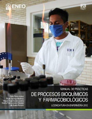 Procesos Bioquímicos y Farmacobiológicos - ENEO - UNAM