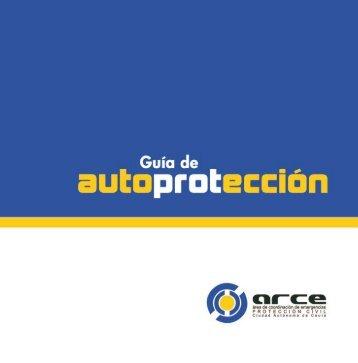 Guía de Autoprotección - Ciudad Autónoma de Ceuta