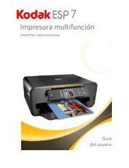 Impresora multifunción - Kodak