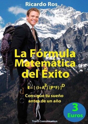 Ricardo Ros - La formula del exito - PNLnet