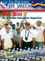 Julio 2007 - Edición Especial Curacao - Servicio Pan Americano de ...