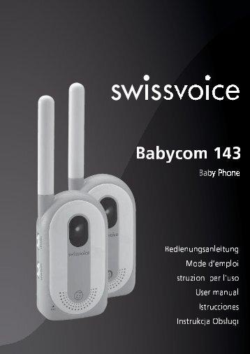 Babycom 143 - Swissvoice.net
