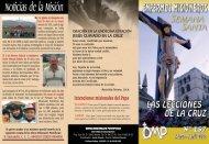 Enfermos misioneros - Obras Misionales Pontificias