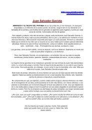 Juan Salvador Gaviota - IDU