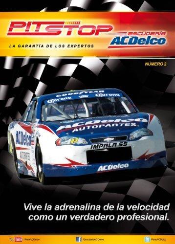 número 2 - AC Delco