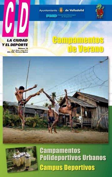 Campamentos - Fundación Municipal de Deportes Ayuntamiento de ...