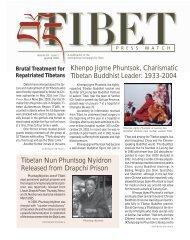 Khenpo Jigme Phuntsok, Charismatic Tibetan Buddhist Leader ...