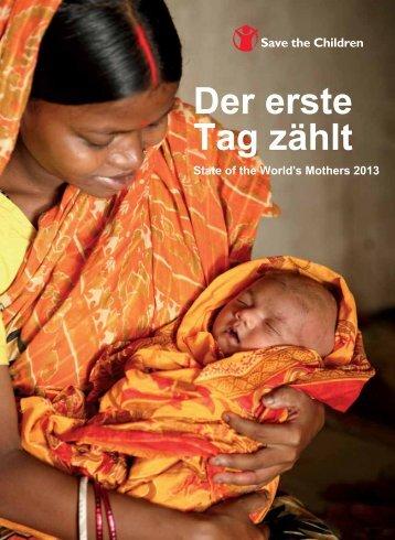 Zusammenfassung (deutsch) - Save the Children