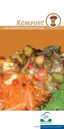 Kompost-Leitfaden - Südbrandenburgischer Abfallzweckverband