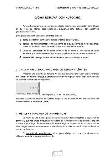 DOC. AUTOCAD MODIF. I.pdf - Techno-LaSerna