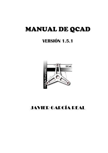 MANUAL DE QCAD - XarxaTIC
