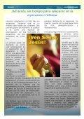 Adviento, un tiempo para educarse en la - II Vicaría Episcopal - Page 2