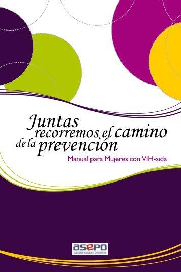 Manual para mujeres viviendo con VIH-sida - unfpa