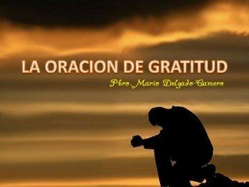 gratitud - Iglesia Dios te Ama