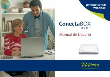 Manual Zyxel ConectaBOX 4000P v1.0 - Movistar