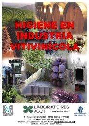 Industrias vitivinícolas - Laboratoires ACI