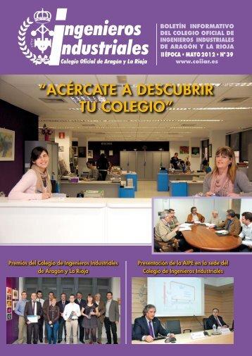 """""""ACÉRCATE A DESCUBRIR TU COLEGIO"""" - COIIAR. Colegio ..."""