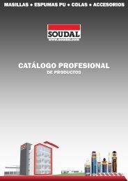 Catalogo de Siliconas y otros productos Quimicos - SUMMET