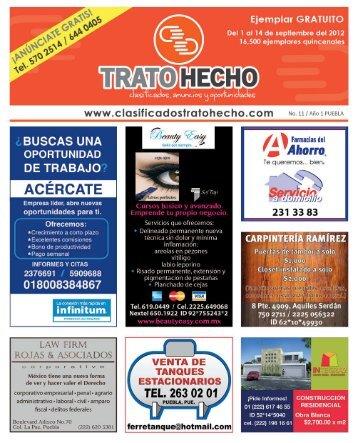 ACÉRCATE - Clasificados Trato Hecho