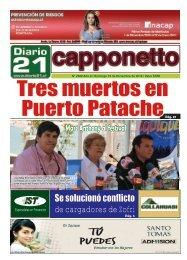 Se solucionó conflicto de cargadores de Zofri - Diario 21