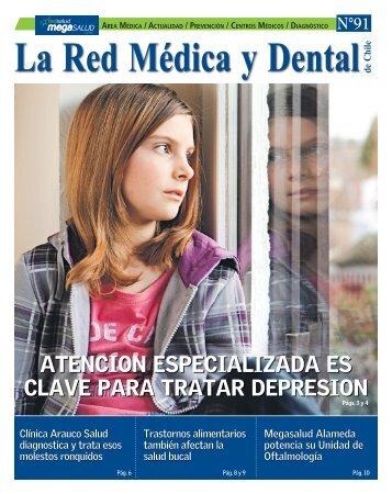 atencion especializada es clave para tratar depresion - Megasalud