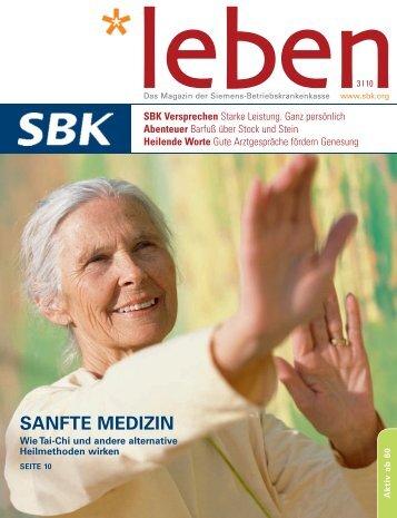 SANFTE MEDIZIN - SBK